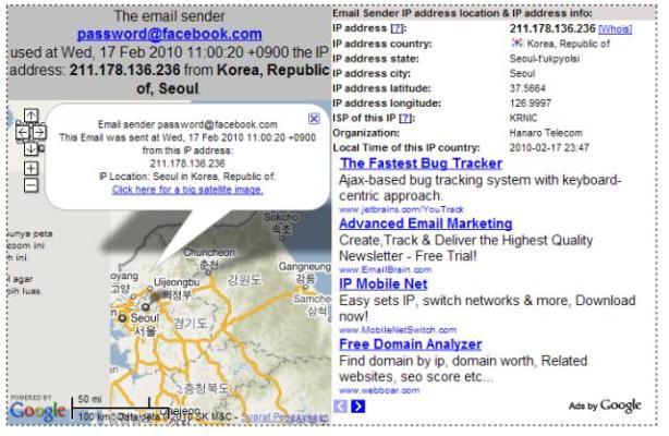 Server Notifikasi Facebook ada di Korea